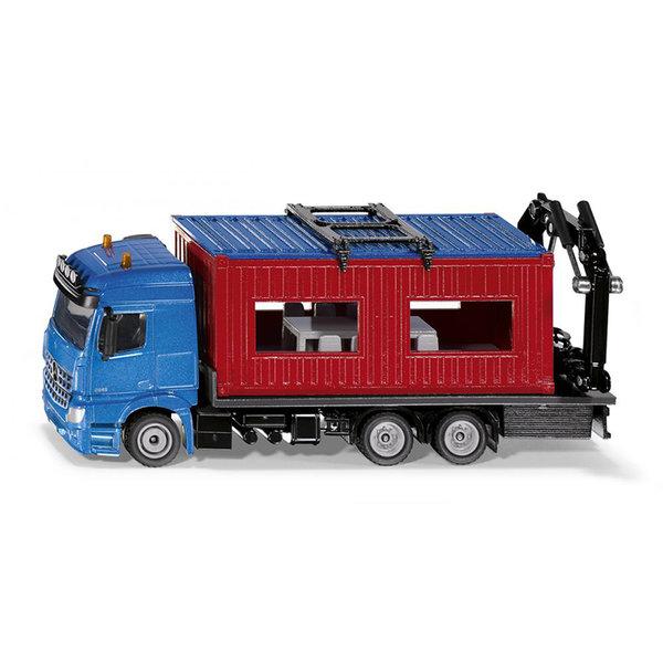 Играчка камион с контейнер